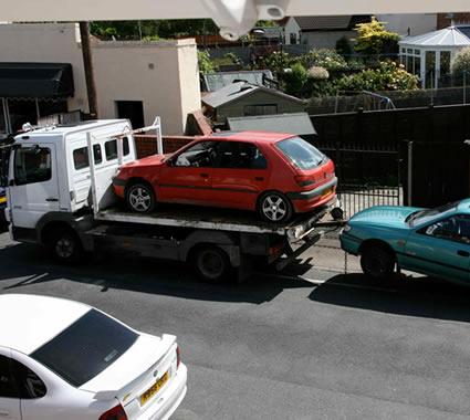 scrap car bolton